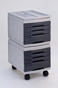 8- Layer Mobile Cabinet