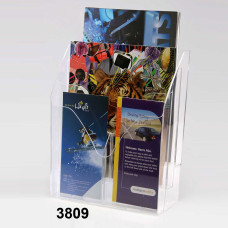 Layered Brochure Holder