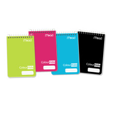 MEAD ColourHide® Pocket Notebooks