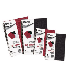 MEAD Croc Notebooks