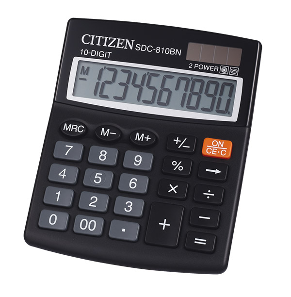 citizen SDC-810BN