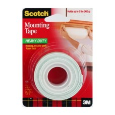 "114 Scotch® Mounting Tape 1"" x 50"""