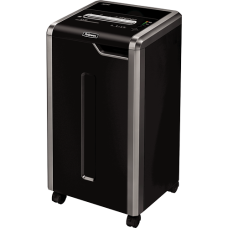 Powershred® 325Ci 100% Jam Proof Cross-Cut Shredder