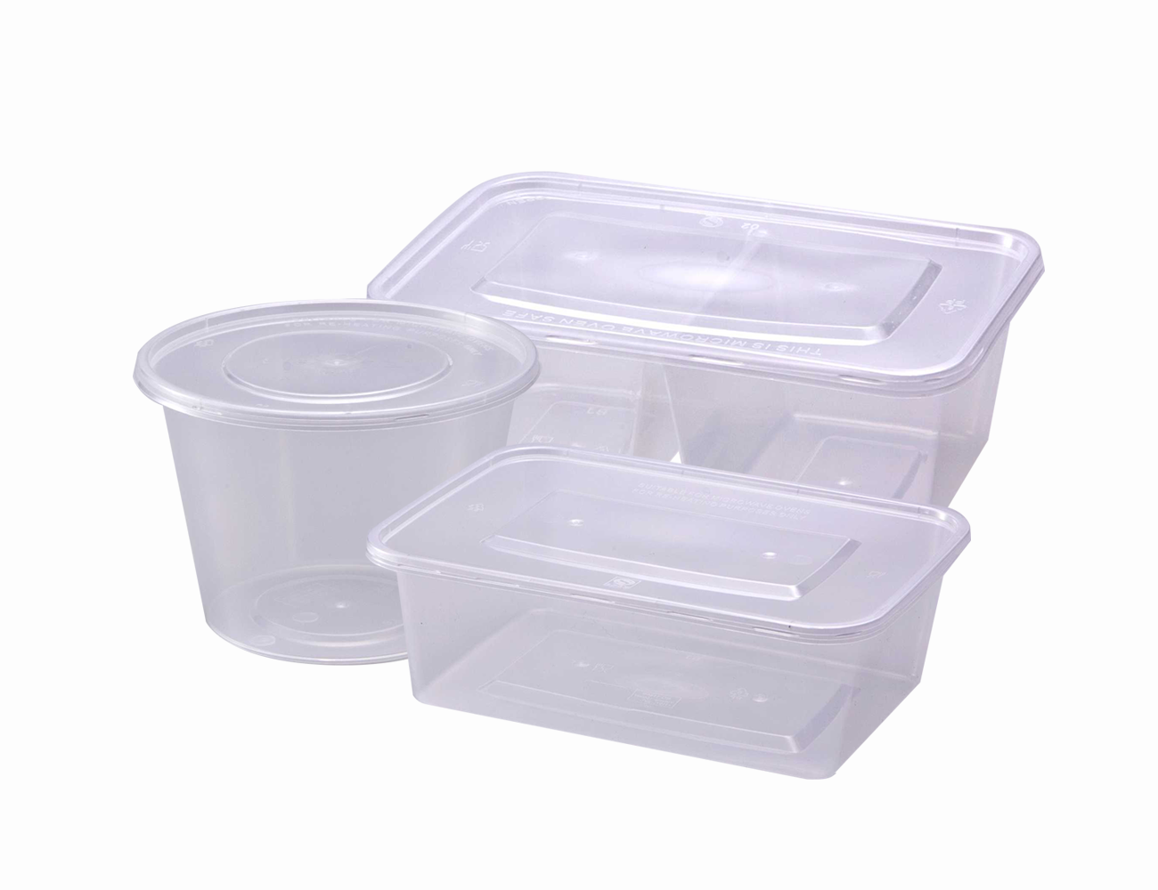 F & B Disposable Container