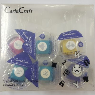 CN-12 MIXED PATTERN 6PCS